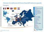 astrium la tradizione ed il know how dell industria spaziale europea