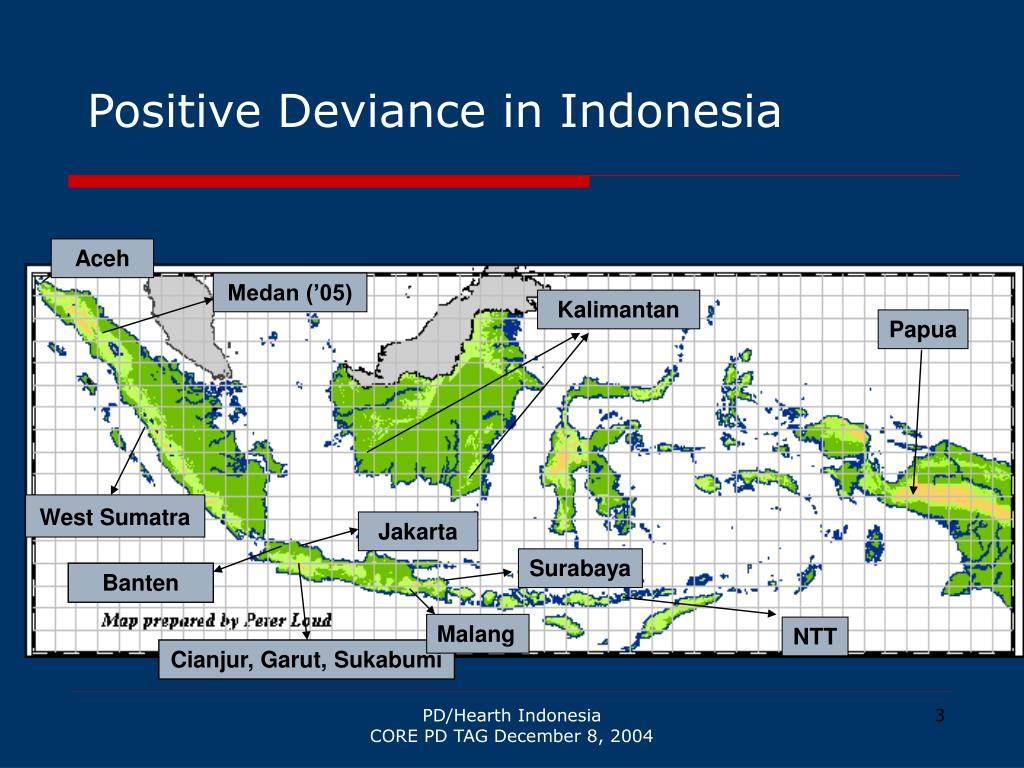 Positive Deviance in Indonesia