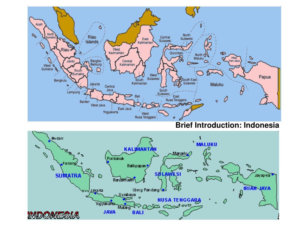 Brief Introduction: Indonesia