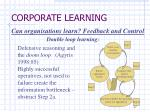 corporate learning21