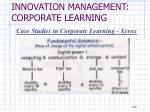 innovation management corporate learning14