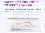 innovation management corporate learning18