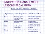 innovation management lessons from japan12
