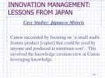 innovation management lessons from japan3