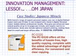 innovation management lessons from japan7