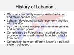 history of lebanon6