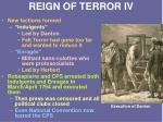 reign of terror iv
