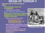reign of terror v