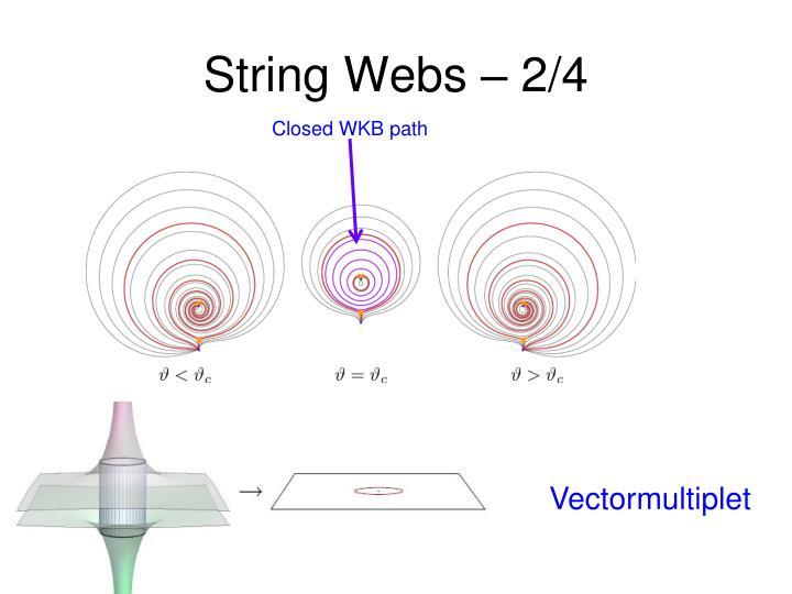 String Webs – 2/4