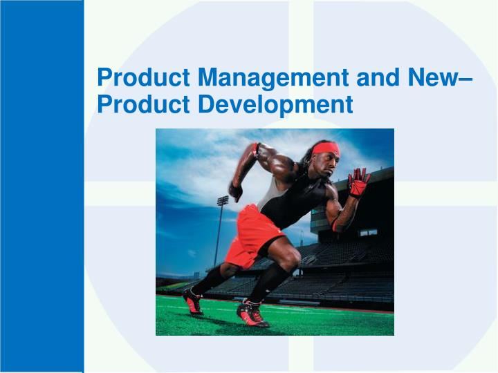 product management and new product development n.