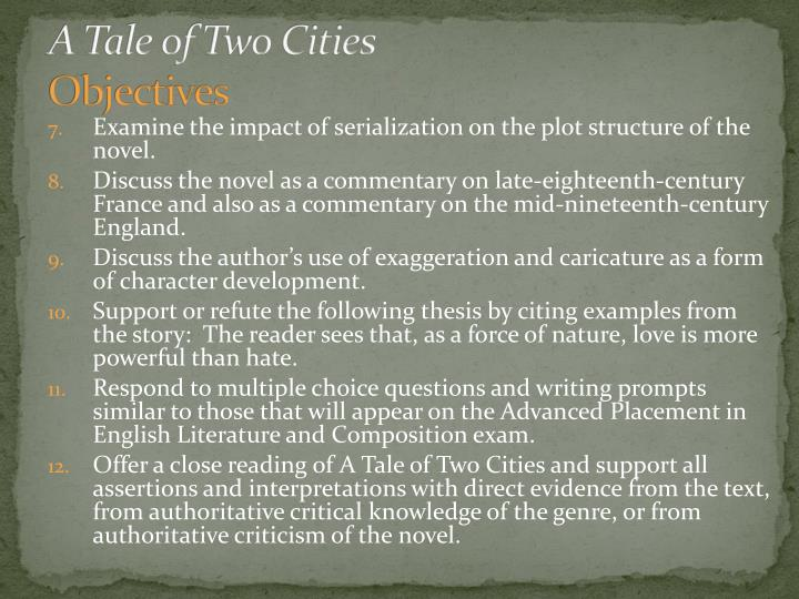 a tale of two cities foreshadowing Chapter summary for charles dickens's a tale of two cities, book 2 chapter 10 summary find a summary of this and each chapter of a tale of two cities.