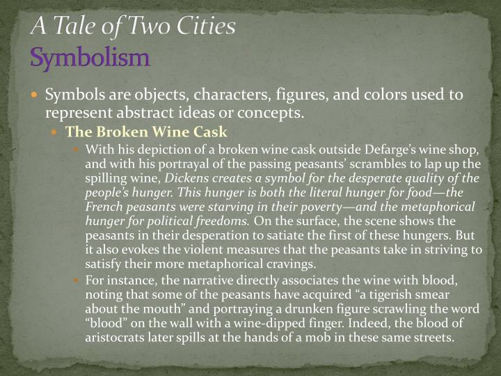 "the metaphorical resurrection in a tale of two cities by charles dickens ""a wonderful fact to reflect upon, that every human creature is constituted to be that profound secret and mystery to every other"" ― charles dickens, a tale of two cities."