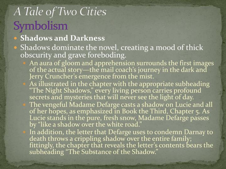 tale of two cities imagery essay A summary of themes in charles dickens's a tale of two cities learn exactly what happened in this chapter, scene, or section of a tale of two cities and what it means.