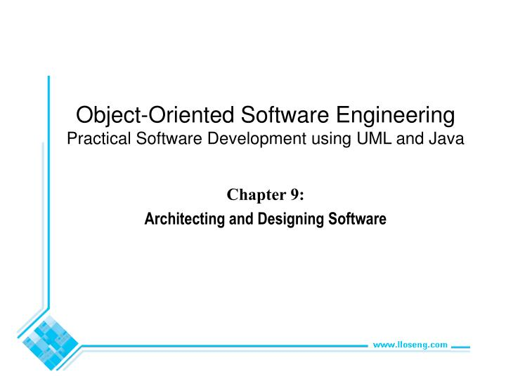 Ppt Object Oriented Software Engineering Practical Software Development Using Uml And Java Powerpoint Presentation Id 1011485