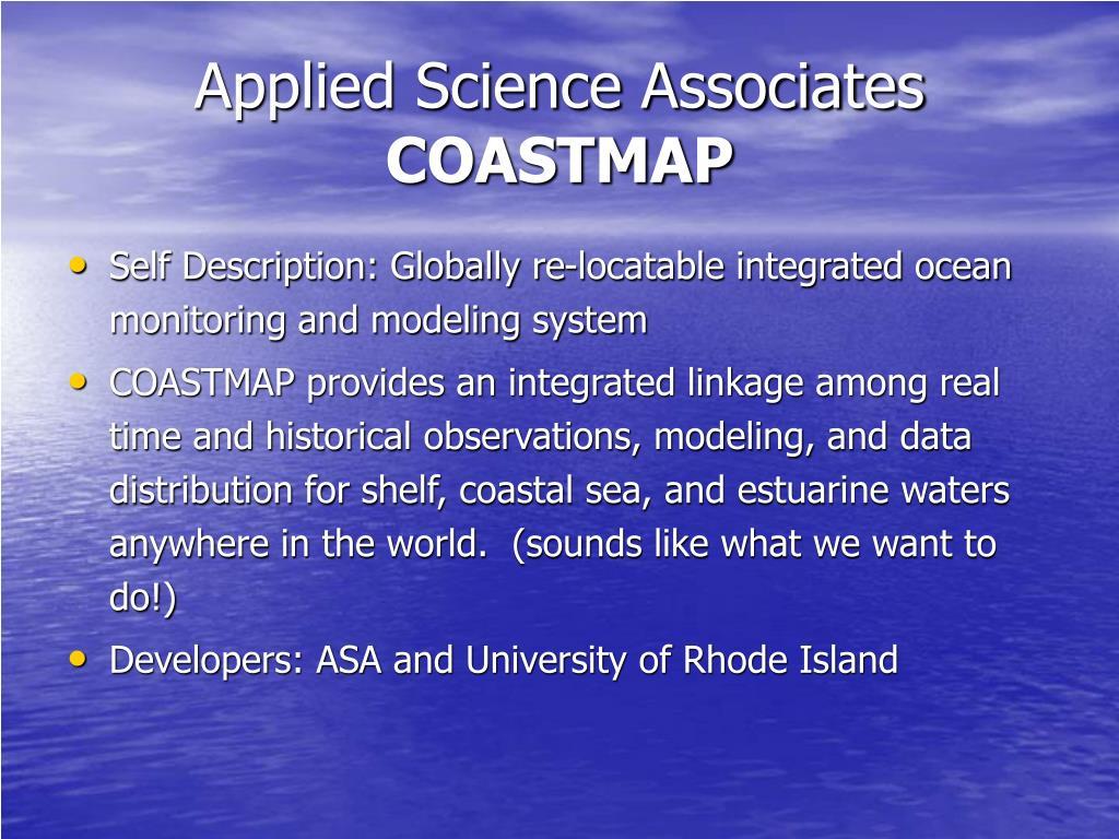 Applied Science Associates