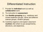 differentiated instruction3