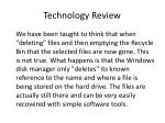 technology review2