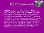 civil forfeitures cont37