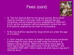 fees cont23
