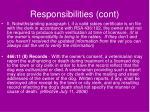 responsibilities cont7