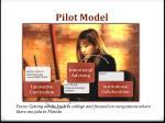 pilot model