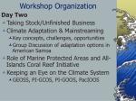 workshop organization5