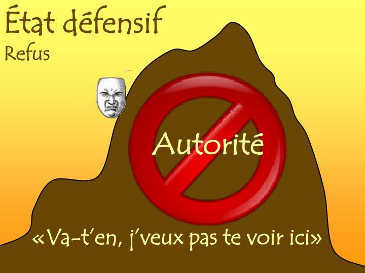 État défensif