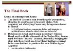 the final book