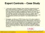 export controls case study2