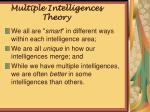 multiple intelligences theory1