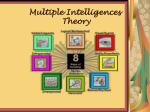 multiple intelligences1