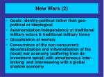 new wars 2