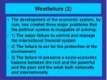 westfailure 2