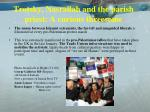 trotsky nasrallah and the parish priest a curious threesome