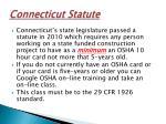 connecticut statute