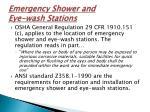 emergency shower and eye wash stations1
