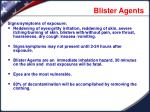 blister agents1