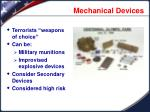 mechanical devices
