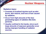nuclear weapons8