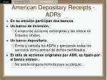 american depositary receipts adrs1