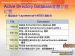 active directory database53