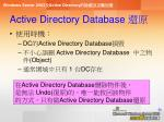 active directory database56
