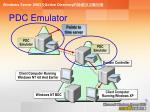 pdc emulator75