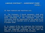 labour contract agreement form contd3