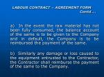 labour contract agreement form contd4