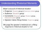 understanding rhetorical moments1