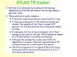 atlas tr tracker