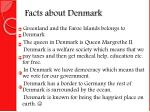 facts about denmark1