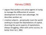 harvey 1982