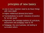 principles of new basics